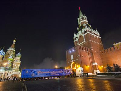 Moscow Red Square (RIA Novosti / Mikhail Fomichev)