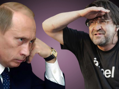Rock star vs. Putin: man-to-man talk