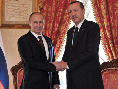 Russia is not Assad's guarantor – Putin