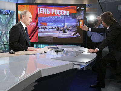 Opposition free to go on air – Putin