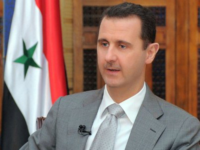 Bashar al-Assad (AFP Photo / Ho-Sana)