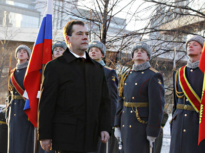 "Human rights ""immediate"" issue for society – Medvedev"