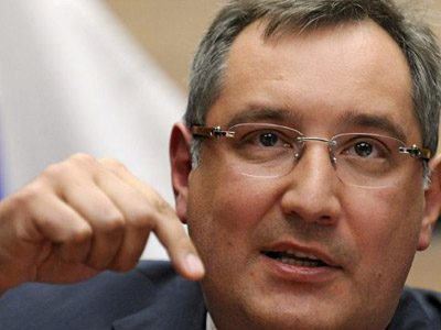 Rogozin challenges Communists to find NATO base in Russia