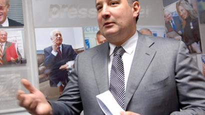 Noble aims – Rogozin resurrects nationalist project