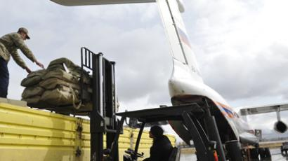 Kosovo-bound Russian aid convoy finally gets green light
