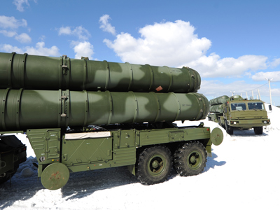 Russia tightens border with next-gen air defense system