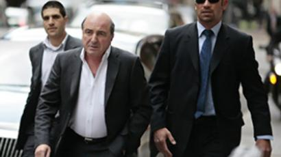 Boris Berezovsky (C), AFP Photo / Shaun Curry