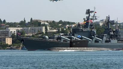 Russia's Black Sea Fleet in Crimea, Ukraine