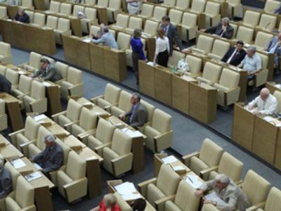 """""""Disciplined"""" deputies to consider law on police, START, Skolkovo"""