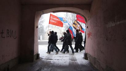 Extreme politics: Russia and EU debate rise of nationalism (RIA Novosti / STF)