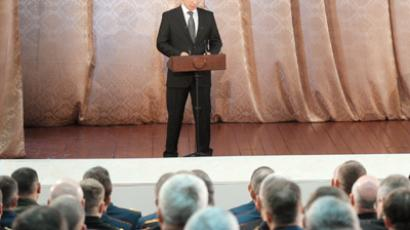 'Georgia should recognize us as independent state' – new S. Ossetian president
