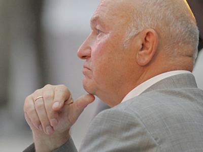 Moscow Mayor Yury Luzhkov (RIA Novosti / Vitaliy Belousov)