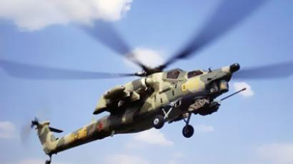 Mi-28N helicopters will be deployed on Kuril Islands