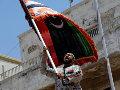 Russia holding the middle ground in Libya