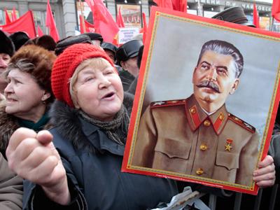 No step back to Stalin times – Medvedev