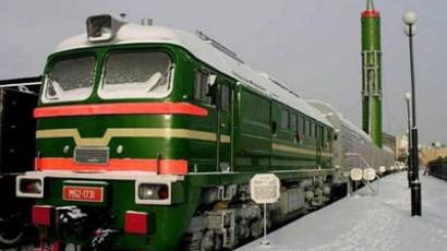 Russia plans to introduce railway-based missile systems.(Photo from roadplanet.ru)