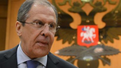 Russian Foreign Minister Sergei Lavrov (AFP Photo  / Kirill Kudryavtsev)