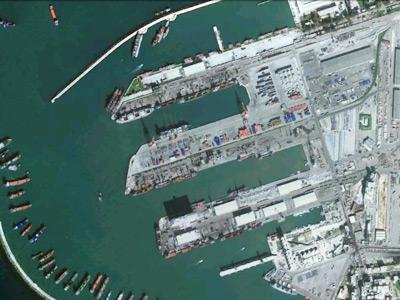 Tartus Naval Base, Syria (Google)