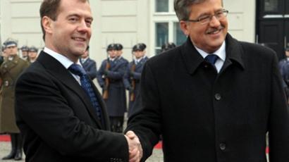 Russia considers rehabilitating Polish servicemen