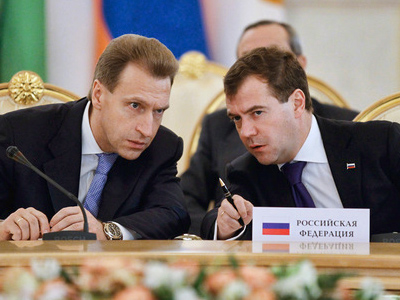 Russia's deputy prime minister urged to head liberal party