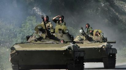 Russia cements military presence in Caucasus