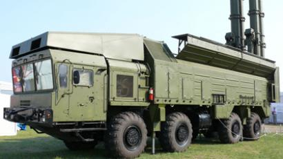 Bastion coastal missile (Photo from sukhoi.ru)