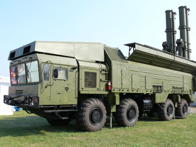 Bastion coastal missile