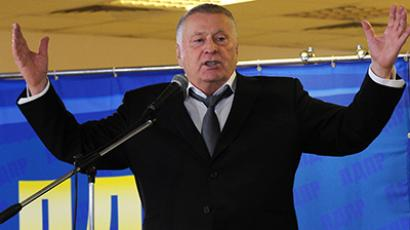 The leader of the Liberal Democratic Party (LDPR), Vladimir Zhirinovsky. (RIA Novosti / Vladimir Fedorenko)