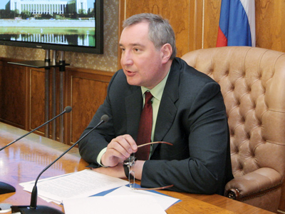 Hopes for Transdniester settlement as Rogozin gets envoy post