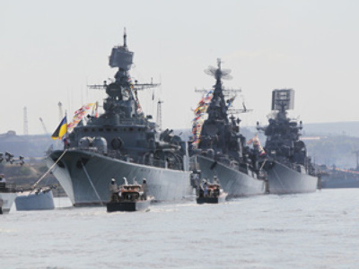 Russia agrees to inform Ukraine of Black Sea Fleet's changes