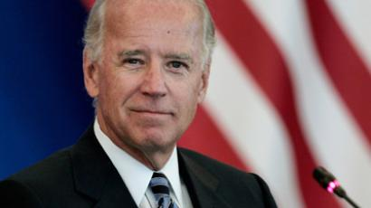 US Vice President Joe Biden (AFP Photo / Pool)