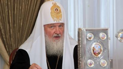 Patriarch of Moscow and All Russia Kirill (RIA Novosti/Grigoriy Vasilenko)