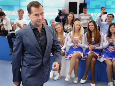 Playing Orcs is normal - Medvedev