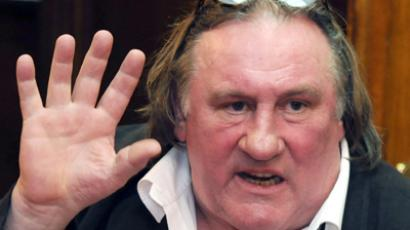 Tax not the reason Depardieu left 'sad' France