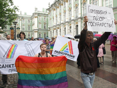 Russian court rules gay pride events are not propaganda – activists