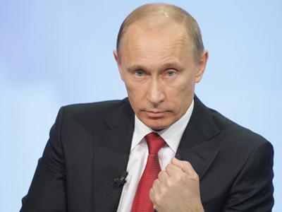Vladimir Putin (RIA Novosti / Alexey Druzhinin)