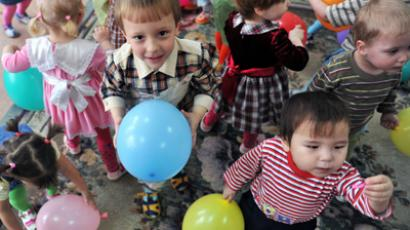 Russia may ban all foreign adoptions
