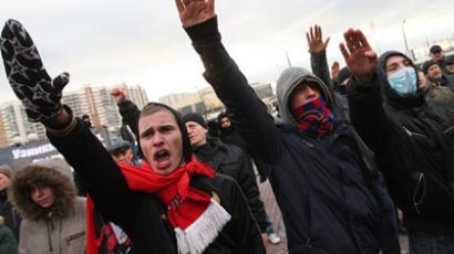 Russian nationalist (RIA Novosti / STF)