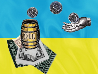 Russian oil and gas swap for Ukraine's Crimea Peninsula?