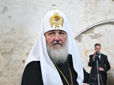 Leader of Russian Orthodox Church urges crackdown on radical groups