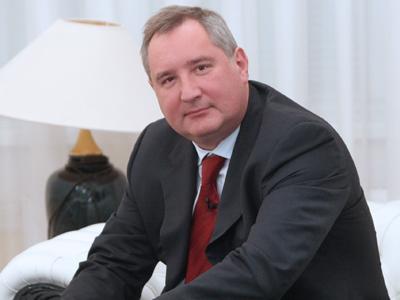 Dmitry Rogozin (RIA Novosti / Sergey Mamontov)