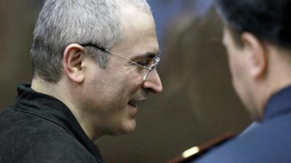 Khodorkovsky gets reduced jail term