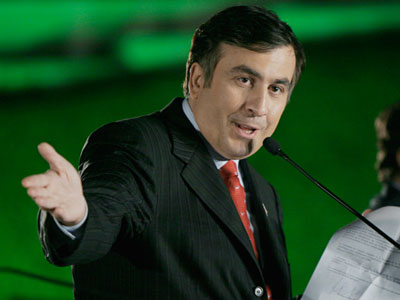 'Saakashvili cannot win in fair elections'