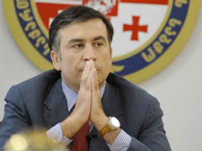 Saakashvili has put all his eggs into the wrong basket