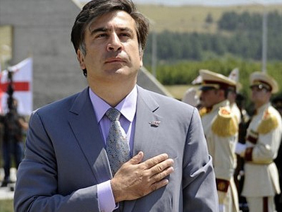 Saakashvili's overtures rebuffed by Moscow