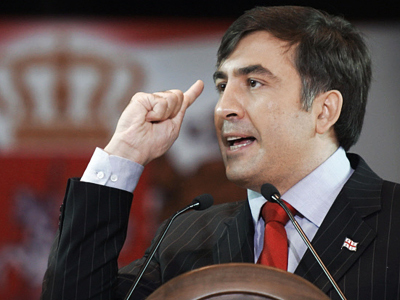 """Saakashvili is Georgia's anomaly"""