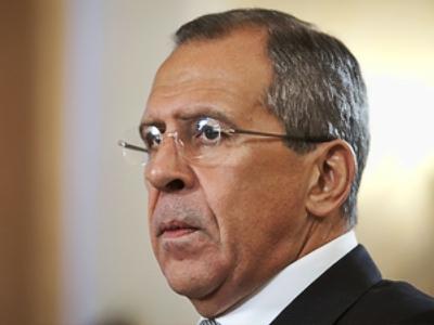 Russia's Foreign Minister Sergey Lavrov, RIA Novosti / Ilya Pitalev