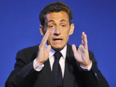 Nicolas Sarkozy (AFP Photo / Eric Feferberg)