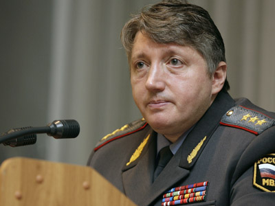 Police Colonel General Mikhail Sukhodolsky. (RIA Novosti / Sergey Venyavsky)