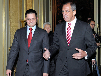 Russia stresses Serbia's role in solving Kosovo problem